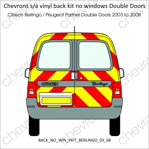 Vehicle Chevrons for all vehicles