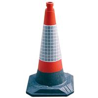 500 mm Weighted Roadhog Traffic Cone