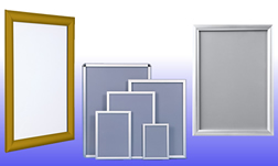 Suppliers of snap frames for posters