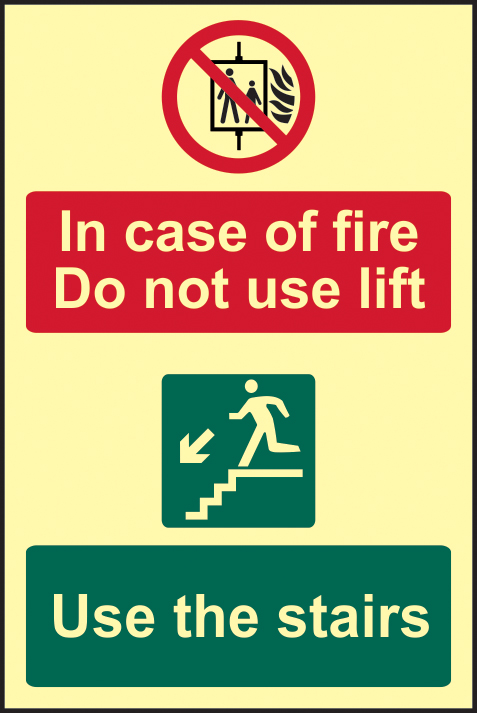 UK Mandatory Fire Action Procedure