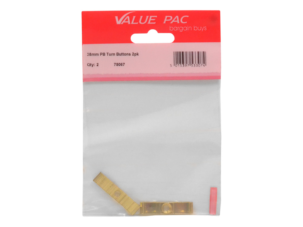 UK Value Pac Pre packed Hardware