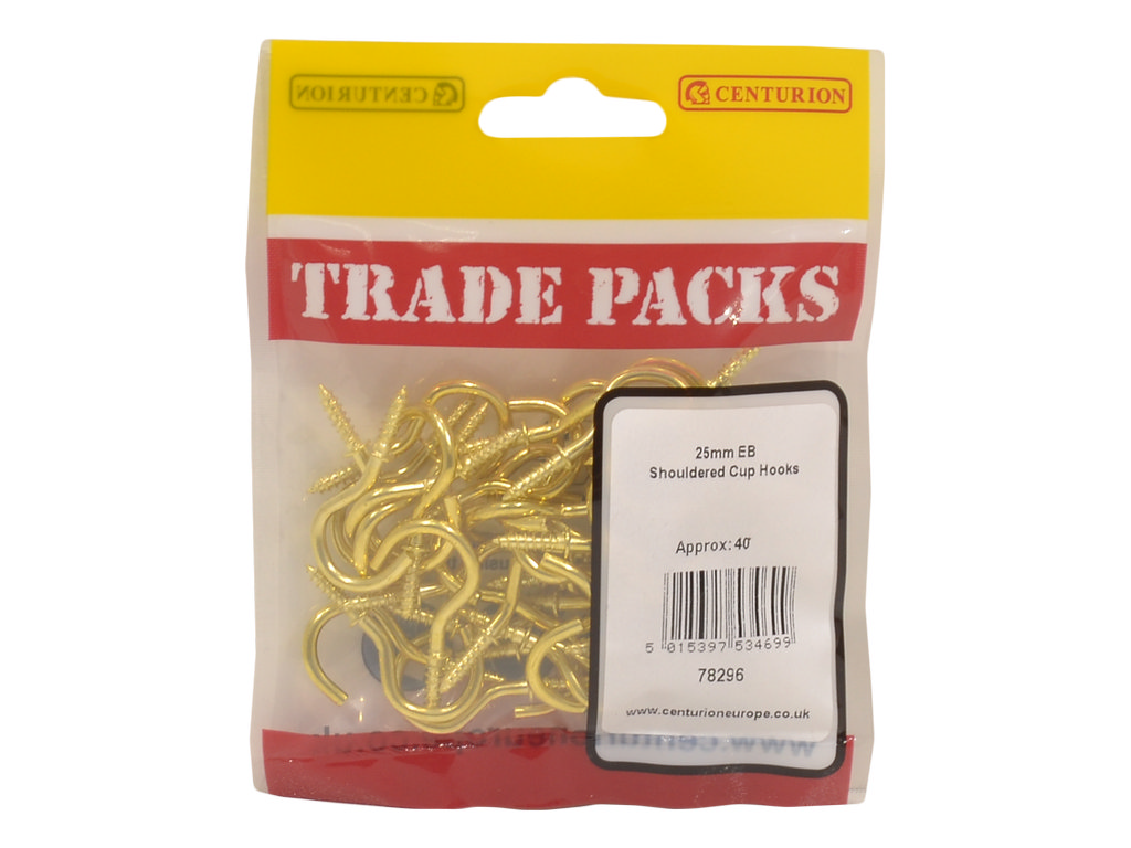 UK Trade Pack Pre packed Hardware