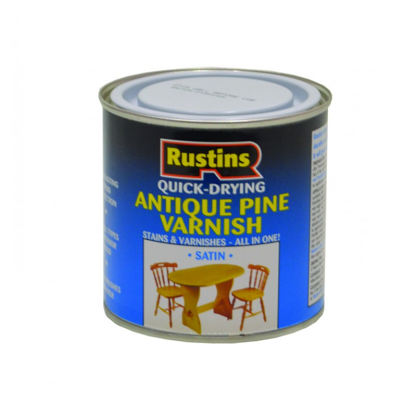 UK Varnishes & Stains