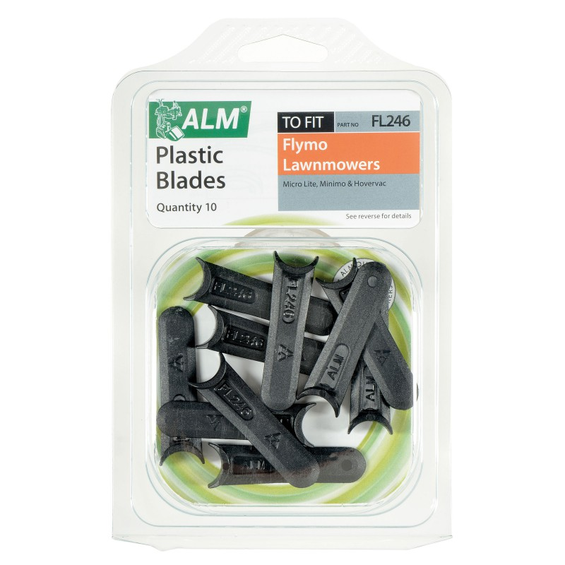 UK Mower Blades & Accessories