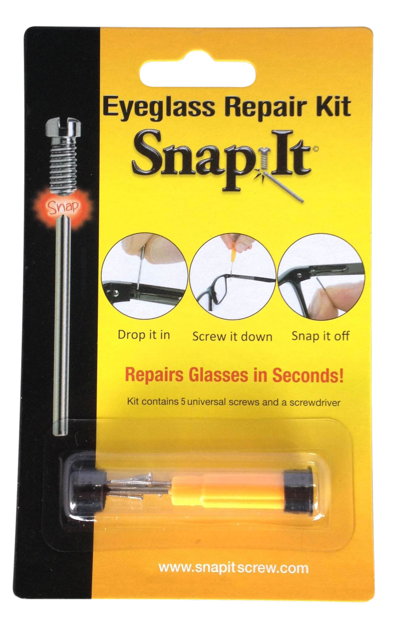 UK Spectacle Repair Kit