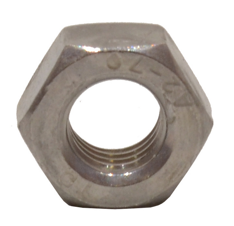 M8 Stainless Steel Hex Nuts
