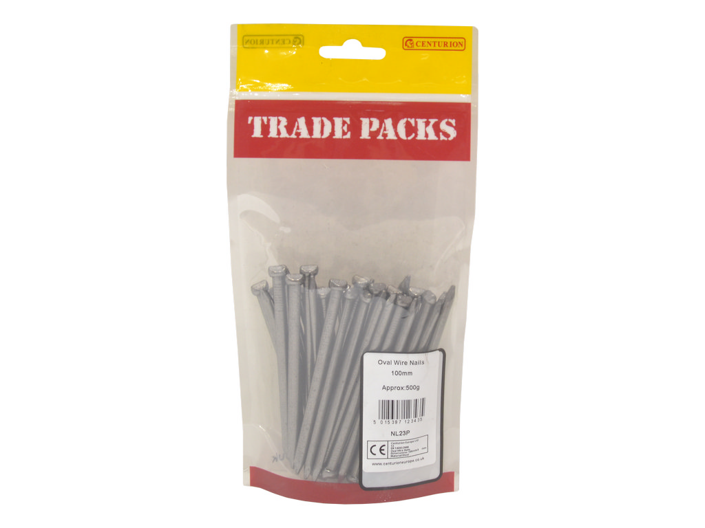 UK Oval Wire Nails Nails