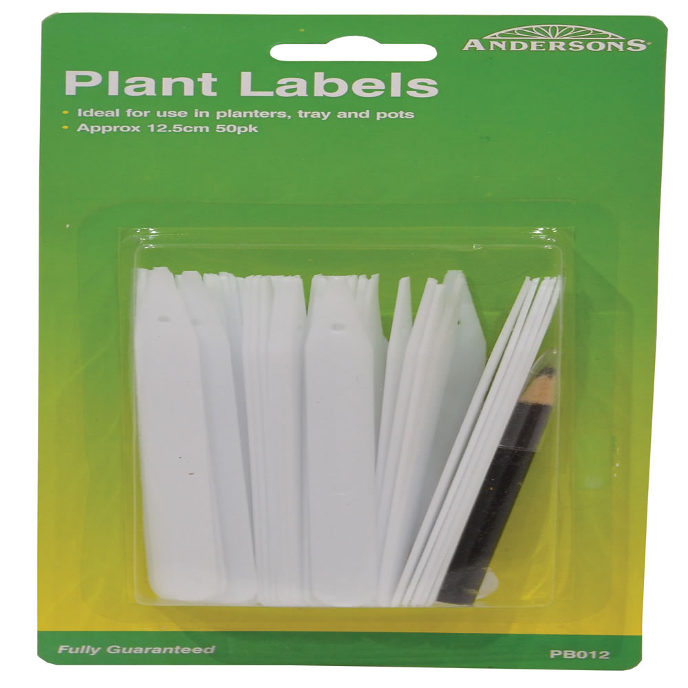 UK Plant Labels