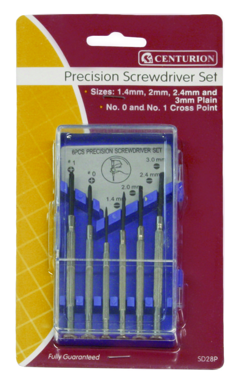UK Precision Screwdrivers & Accessories