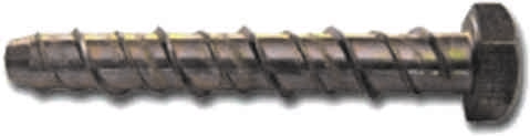 M10 x 75 mm Thunder Bolts Packet of 4