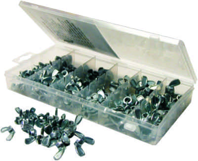 150Pce Assorted Wing Nuts Trade pack