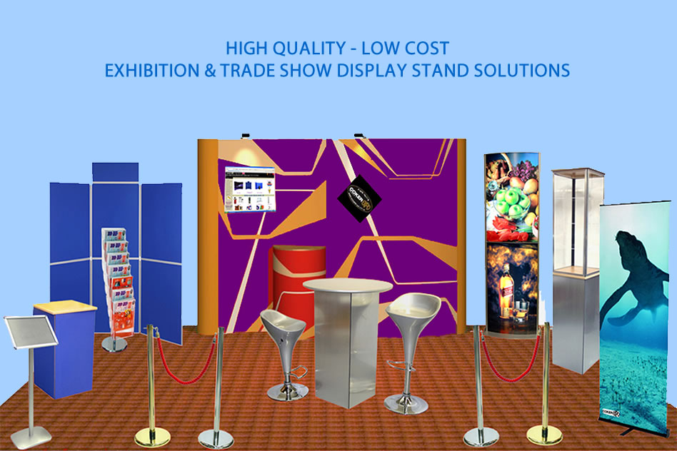 exhibition stand printers UK