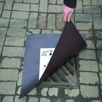 Magnetic Drain Covers