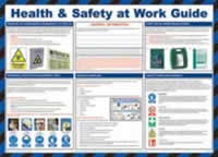 Safety Poster - Health and Safety at Work Guide