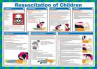 Safety Poster - Resuscitation of Children