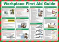 Safety Poster - Workplace First Aid Guide