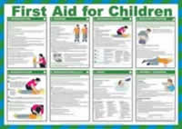 Safety Poster - First Aid for Children