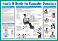 Safety Poster - Health and Safety for Computer Operators