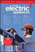 RoSPA Safety Poster - Portable electrical appliances Paper