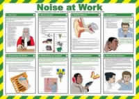 Safety Poster - Noise at work