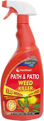 1 litre Trigger Path and Patio Weed Killer