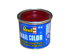 Purple Red Silk Hobby Paints DGN