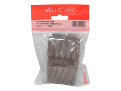 Screw Size 10-12 Drill 7 mm Brown Redi Plugs