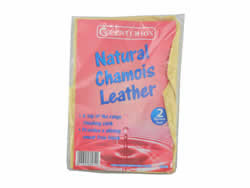 2 sq ft Natural Chamois Leather