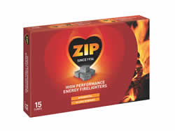 Zip Energy Original Firlighters 15 Packet DGN