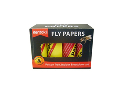 FF40 4 Packet Fly Papers