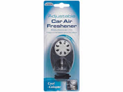 Adjustable Car Air Freshener Cologne