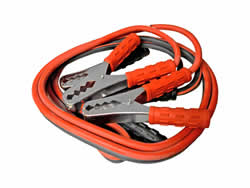 2.5 metre Heavy Duty Booster Cables