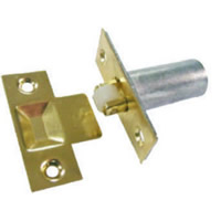 50 mm Electro Brass Adjustable Roller Catch