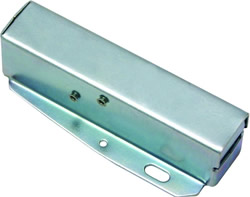 77 mm Standard Zinc Plated Auto Touch Latch