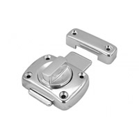 56 mm x 40 mm Chrome Plated Thumb Catches