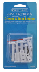 Drawer and Door Latch Packet of 6