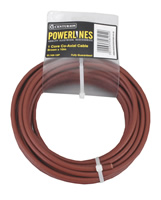 Brown x 10m Co-Axial Cable