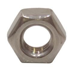 M6 Stainless Steel Hex Nuts