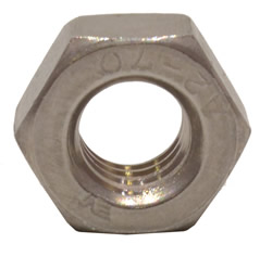 M10 Stainless Steel Hex Nuts