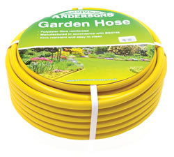 30m Reinforced Yellow Hose