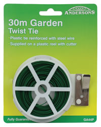 30m Garden Twist Tie and Cutter