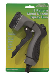 8 Pattern Metal Nozzle