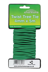 5m x 4 mm Twist Tree Tie