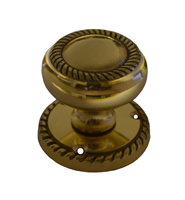 2 1 / 4 inch Georgian Mortice Knob