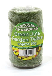 50g Green Fillis Jute Twine