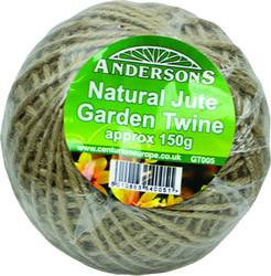 150g Natural Plain Fillis Jute Twine