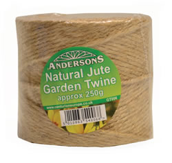 250g Natural Plain Fillis Jute Twine
