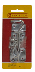 100 mm 4 inch BZP Wire Cabin Hook
