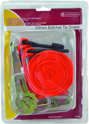 50 mm x 4.5 metres Ratchet Tie Down Strap