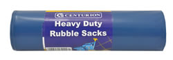 20 inch x 30 inch Rubble Sack 460 Gauge Packet of 5